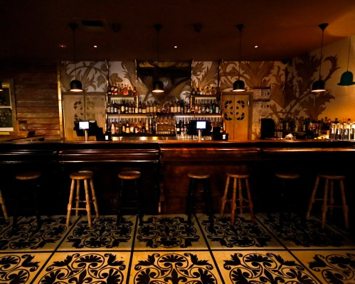 Take a trip to the Prohibition era at Pawn & Co