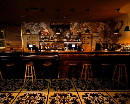 Take a trip to the Prohibition era at Pawn & Co
