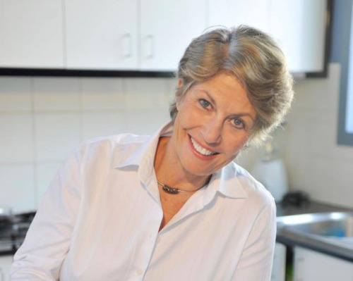 Sheridan Rogers is an award-winning food and travel writer, broadcaster and food stylist